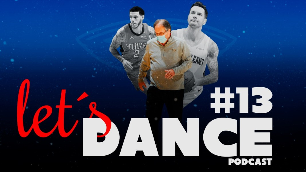 Let's Dance Podcast - #13