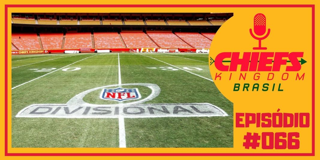 divisional entre Chiefs x Browns