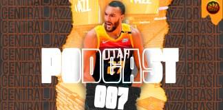 Central Jazz Podcast - 007 - Liderança da NBA e Polemicas com Shaquille O'Neal
