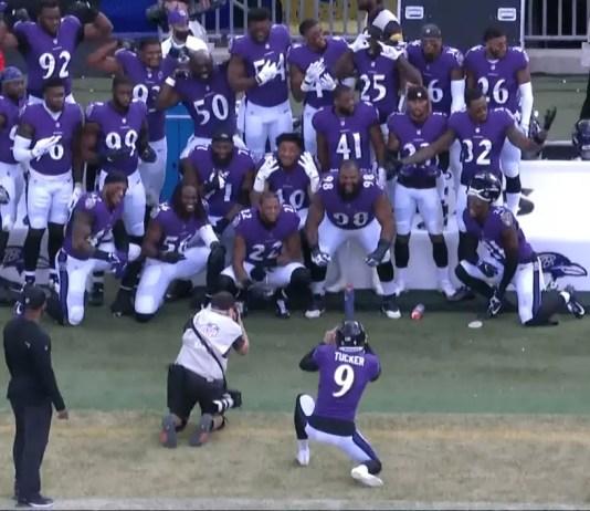 Defea do Baltimore Ravens