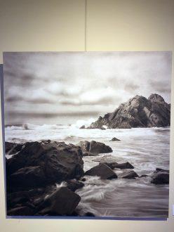 """Splash at Big Sur"" by Karen Dombrowski-Sobel"