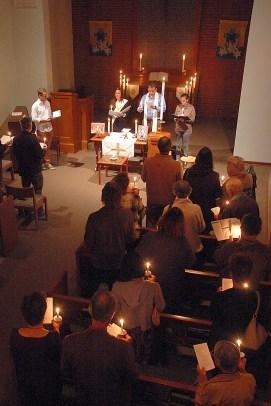Easter Vigil 4/15/17