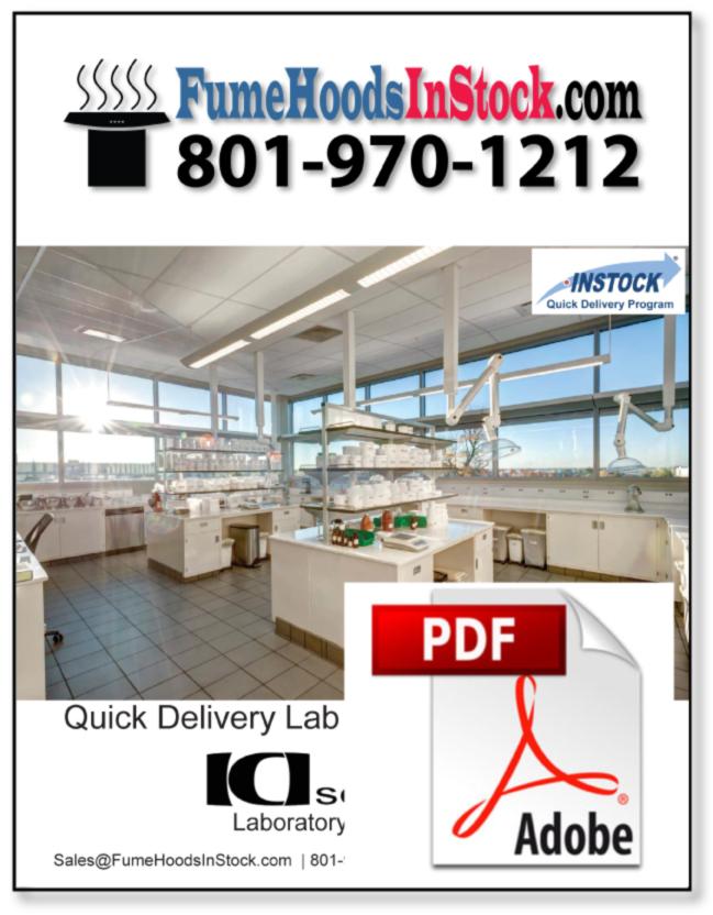 Full PDF Catalog Laboratory Furniture In Stock Salt Lake City, UT