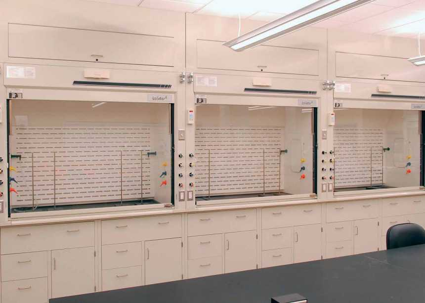 Jamestown Bench Top Fume Hoods