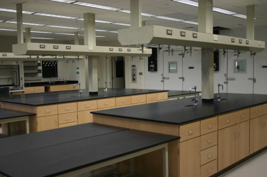 Laboratory Furniture In Stock