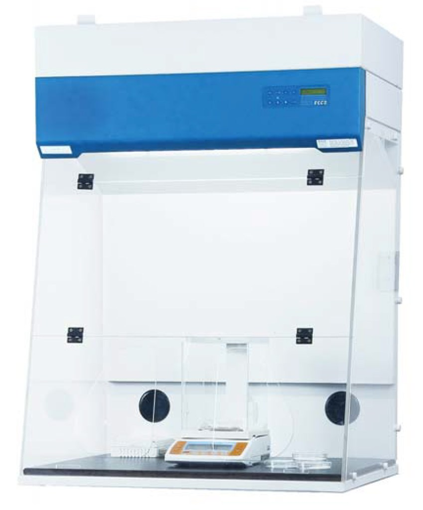 Movable Fume Hoods: Powder Weighing Fume Hood