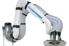 Snorkel Exhaust Articulating Arm: NEX-D E Snorkel Exhaust Articulating Arm