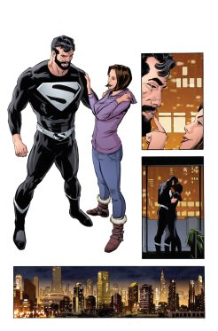 Superman: Lois and Clark #4, anteprima 04