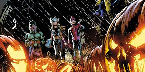 Avengers Halloweeen Special