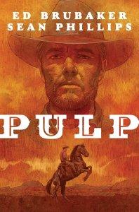 Pulp, copertina di Sean Phillips