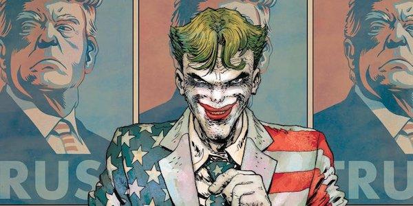 Golden Child Joker