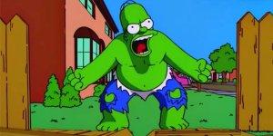 simpson hulk