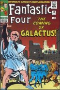 L'arrivo di Galactus