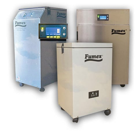 Fumex Fume Extractor Systems