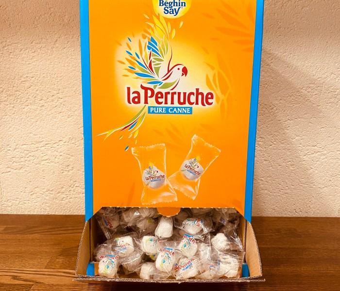 角砂糖の個包装化について