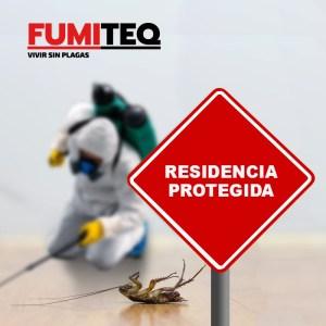 Residencia Protegida Fumigacion