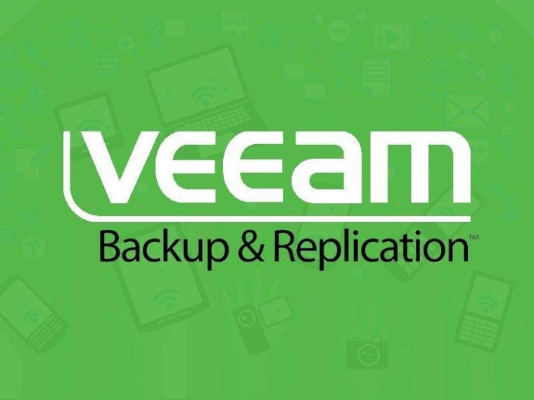 Veeam Backup&Replication