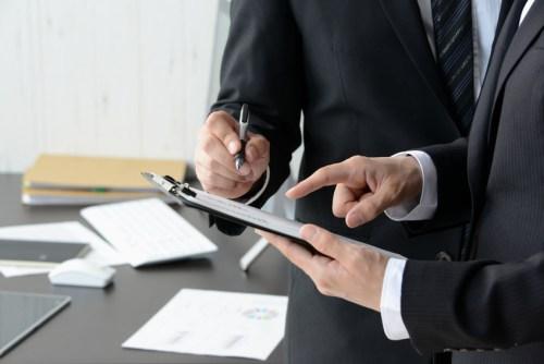 ビジネスイメージ―アドバイス