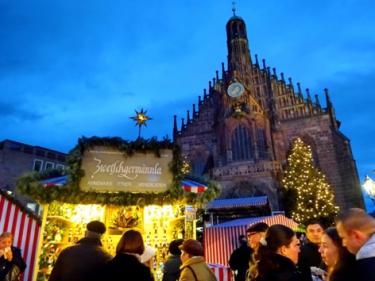 【子どもに見せたい絶景_Germany②】ニュルンベルク 世界一有名なクリスマスマーケット