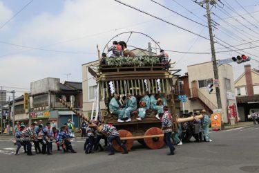 佐原の大祭夏祭りの見所 山車の曲曳き・佐原囃子・夜の小野川