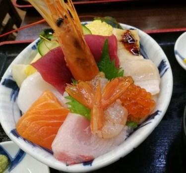 仙台うみの杜水族館周辺の海鮮グルメ!絶対食べたい寿司や海鮮丼!