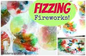Fizzy Fireworks
