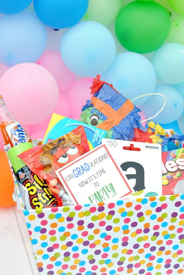 Graduation Basket