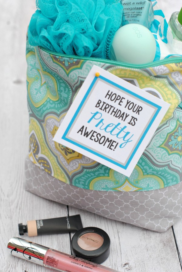 Makeup Gifts for Birthday, Mother's Day and Teacher Appreciation