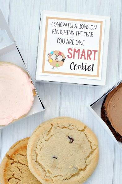 Smart Cookie Graduation Gift Idea