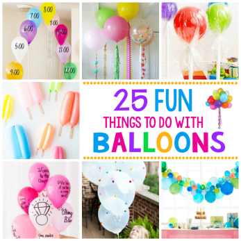 Fun Balloon Ideas