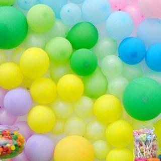 How to Make a Balloon Party Backdrop