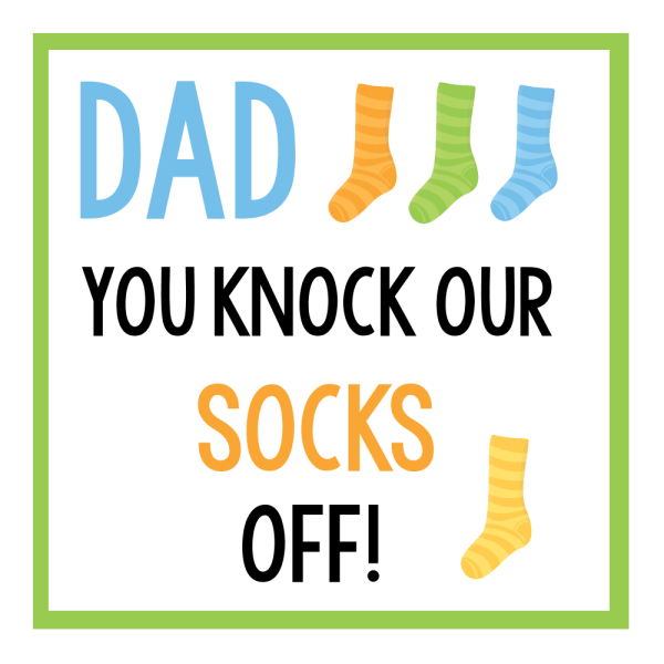 Easy Father's Day Gifts