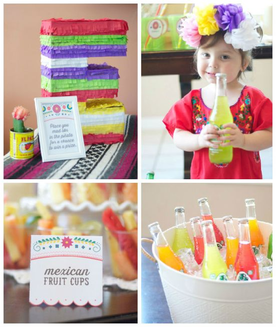 Fiesta Shower Ideas