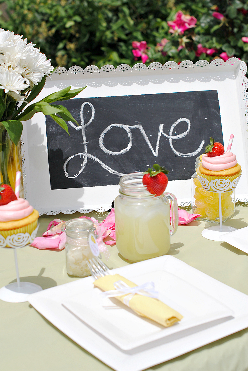 Lemon Themed Bridal Shower Fun Squared