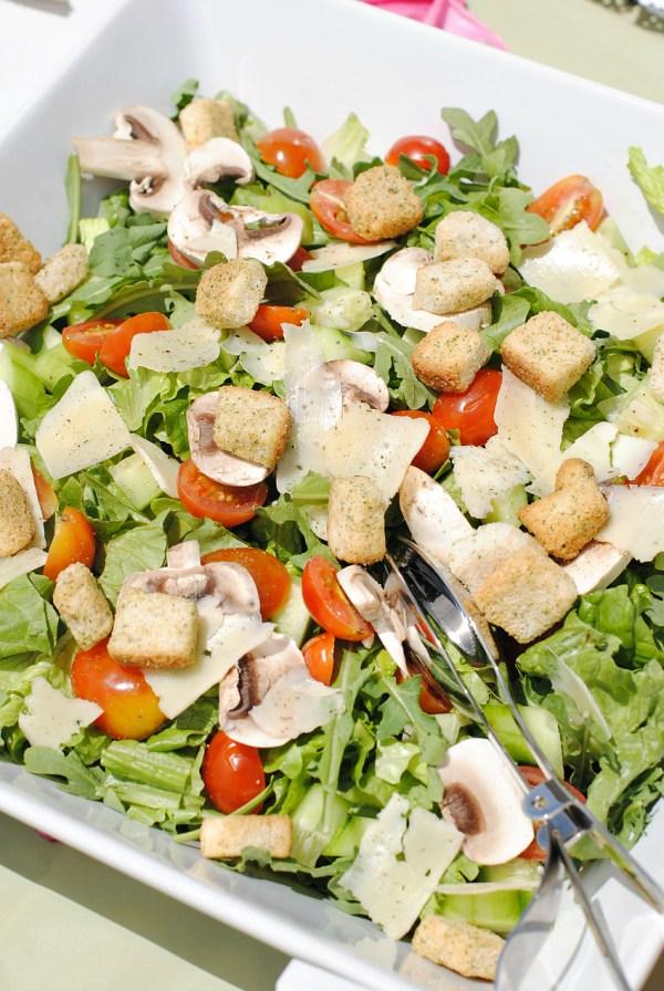 Lemon Salad Recipe