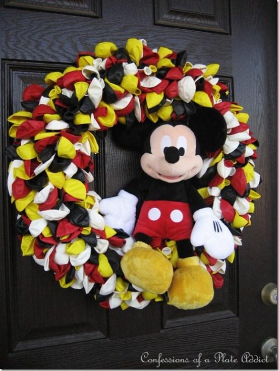 Mickeywreath