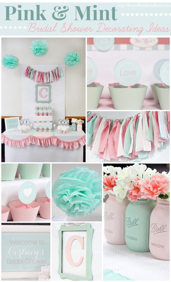 Bridal Shower Ideas Theme