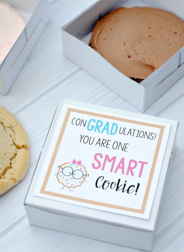 Smart Cookie Easy Graduation Gift