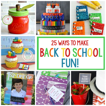 Fun Back to School Activities