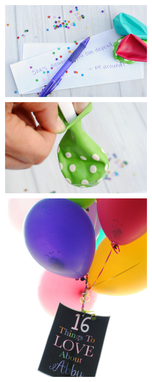 16th Birthday Gift Idea
