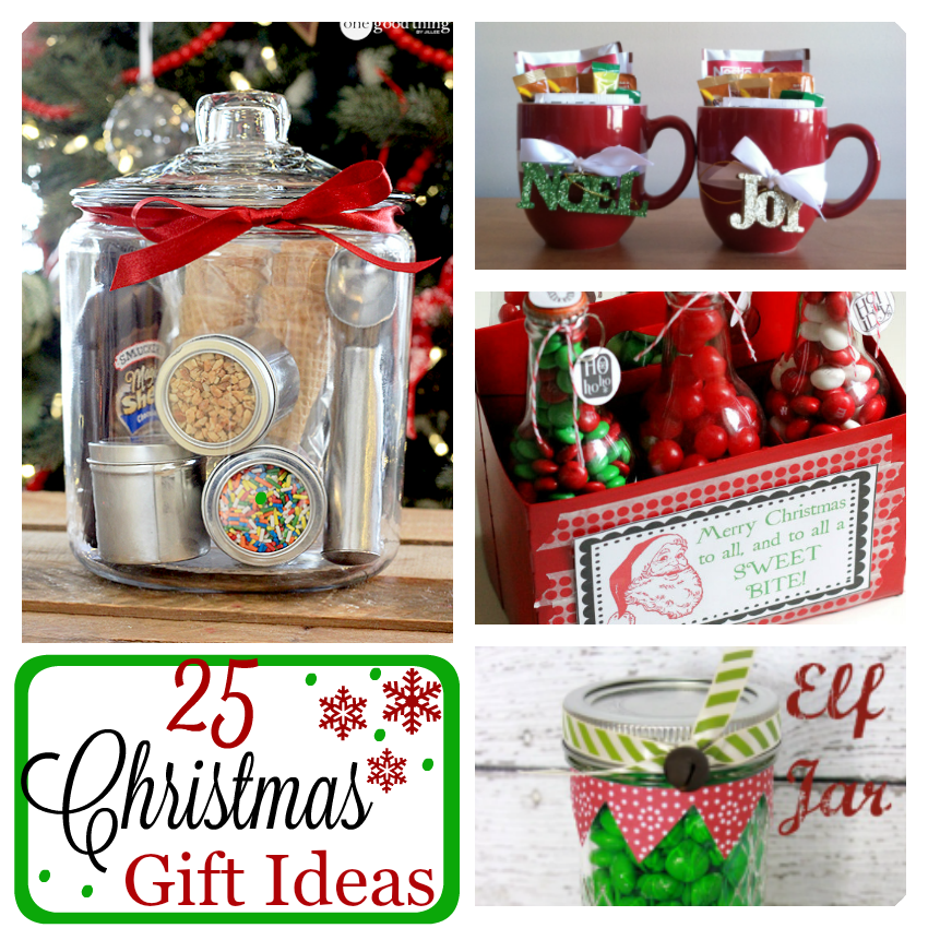 Christmas Gift Baskets For Families: 25 Fun Christmas Gifts For Friends And Neighbors