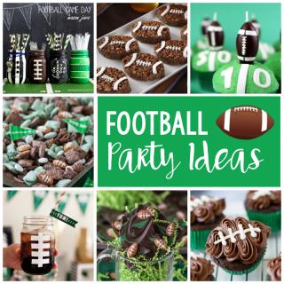Football Party Ideas