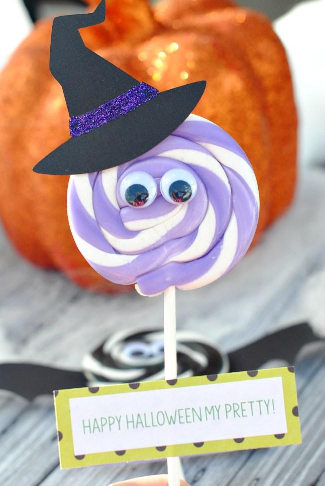 Cute Halloween Favors