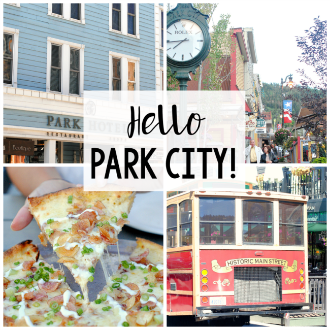 Things to Do and Places to Eat in Park City Utah