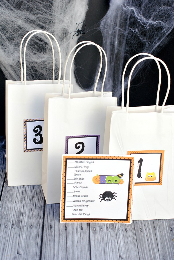 Kids Classroom Halloween Party Games