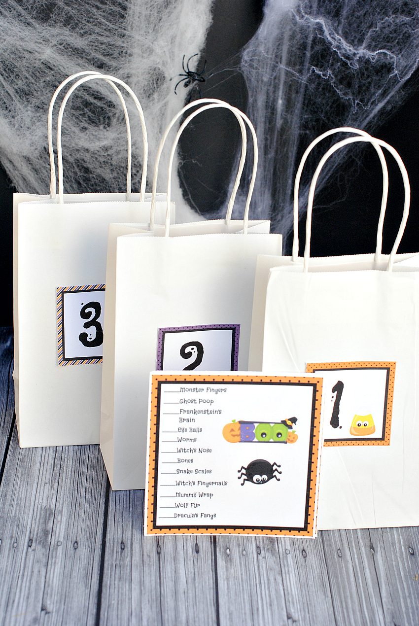 Halloween games for adults