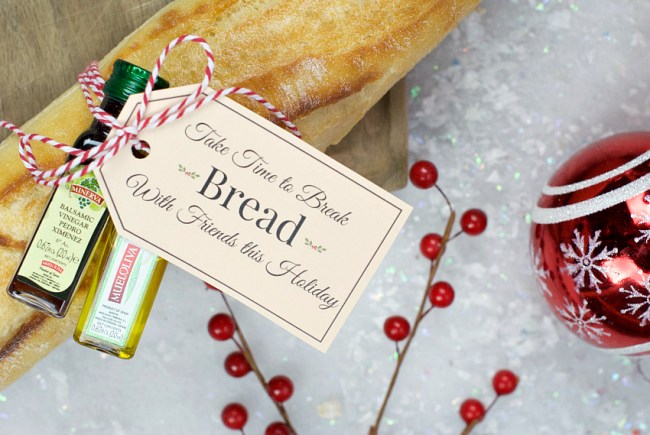 Bread Gifts for Christmas