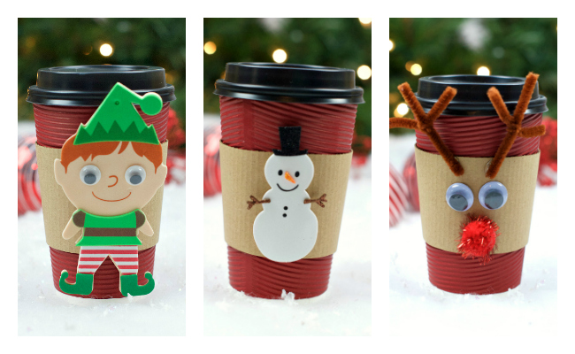 Kid's School Christmas Party Craft Ideas