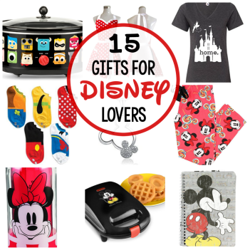 Gifts for Disney Lovers